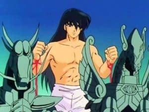 Os arcos de Saint Seiya na Netflix! 6