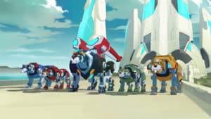 Voltron - O Defensor Lendário 1