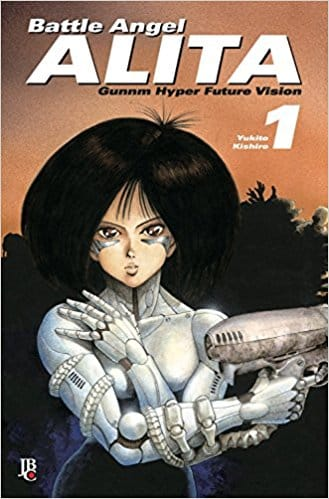 Gunnm Battle Angel Alita 6