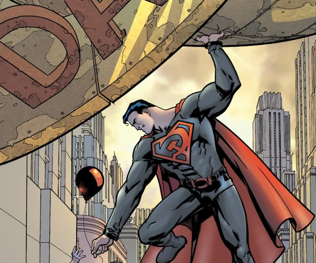 Superman Entre a Foice e o Martelo (2003) - Baú de HQs 1