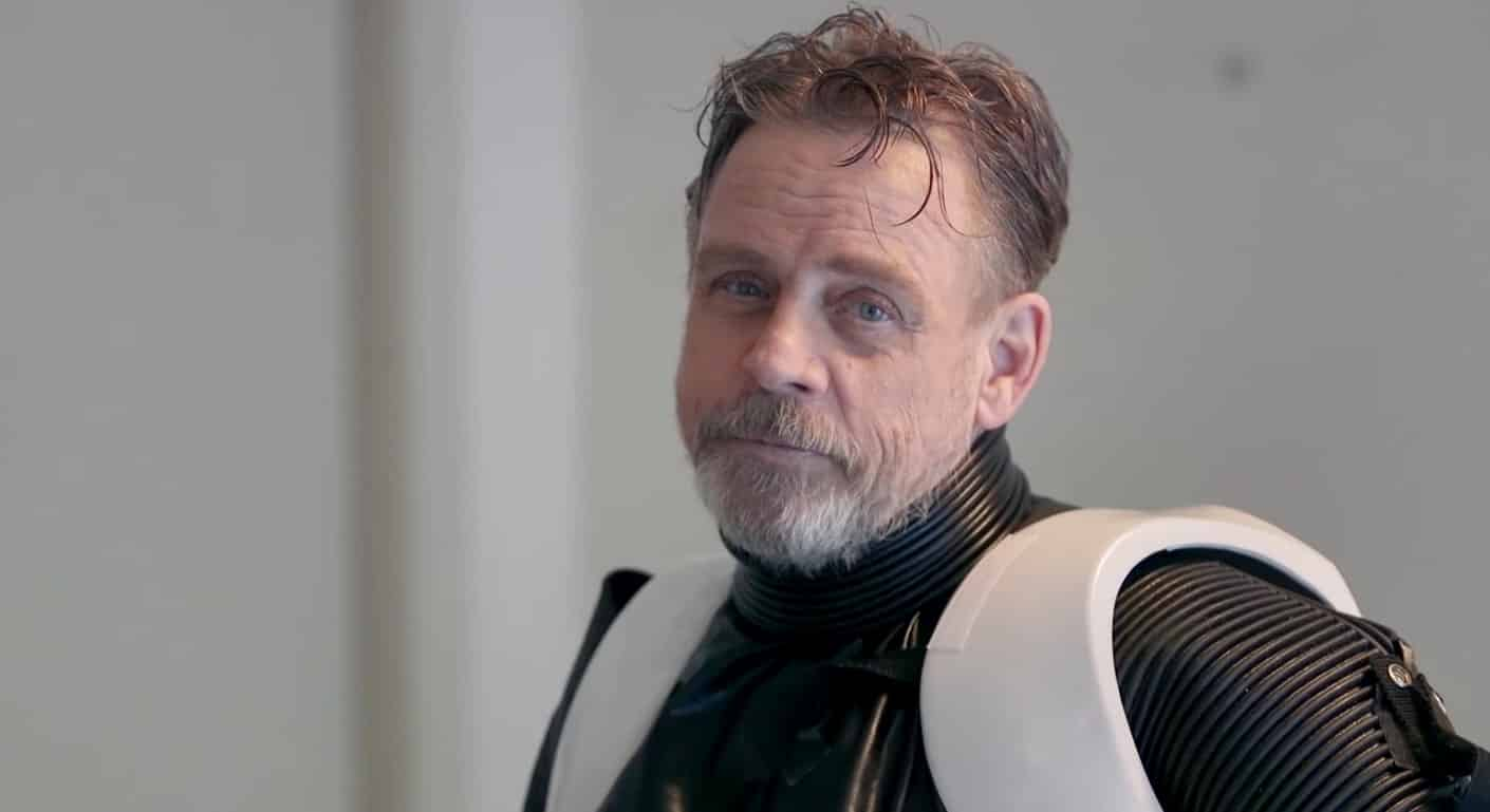 Luke Skywalker, Mark Hamill e o Mimimi de Alguns Fãs