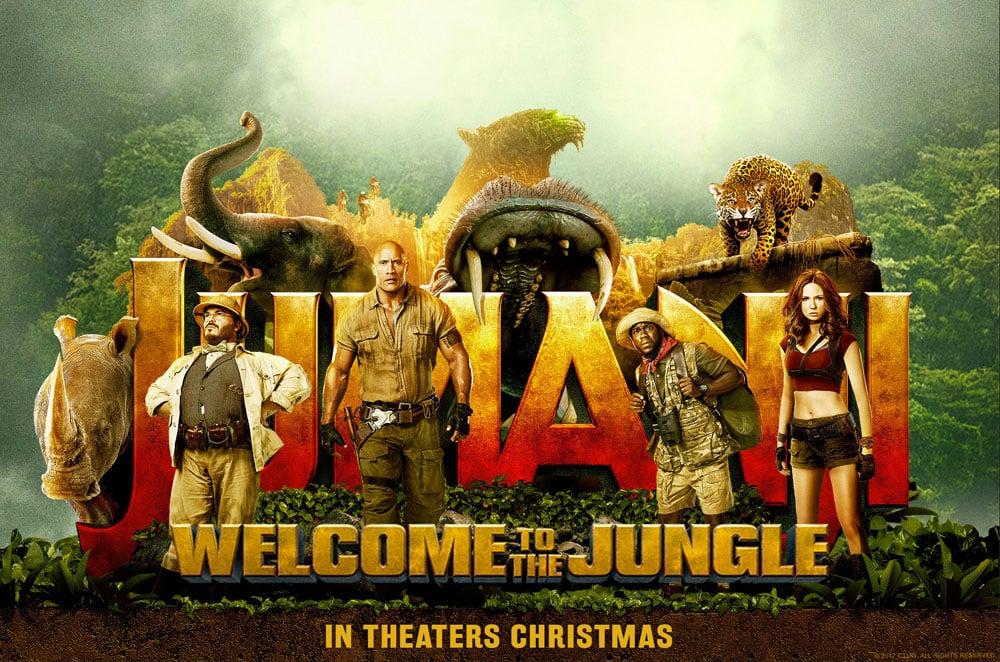Divulgado primeiro trailer de Jumanji: O Próximo Nível