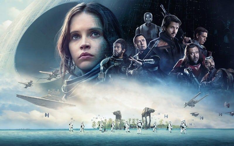 Rogue One – Uma História Star Wars – O que achamos – COM SPOILERS – Sobrecast #003