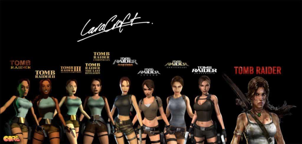 Os Games de Tomb Raider (1996-2018) 1