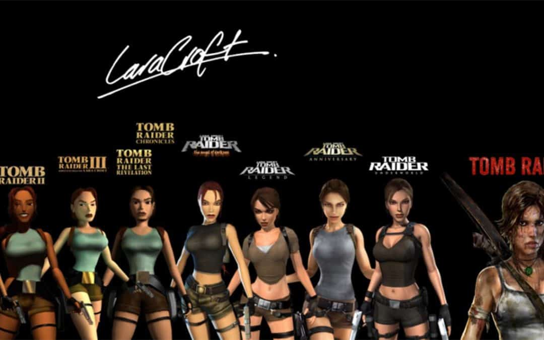 Os Games de Tomb Raider (1996-2018)