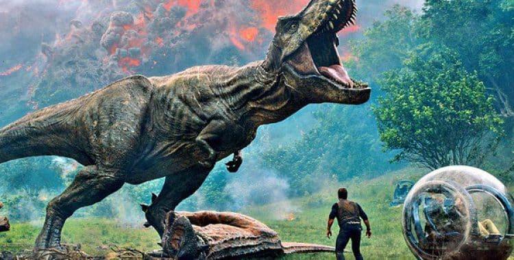 Jurassic World: Reino Ameaçado – O Ultimato