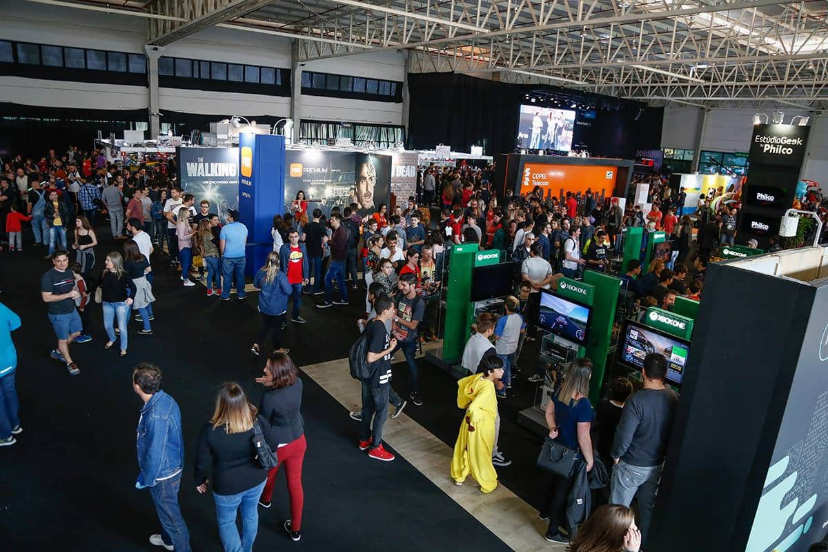 Geek City começa nesta sexta em Curitiba