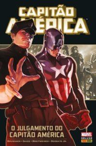 Capitão América Marvel Deluxe - Guia de Leitura 8