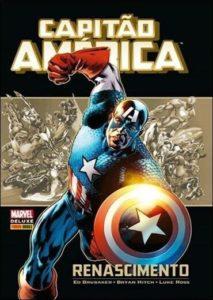 Capitão América Marvel Deluxe - Guia de Leitura 7