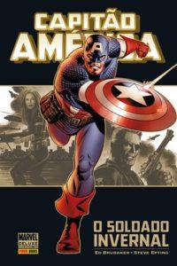 Capitão América Marvel Deluxe - Guia de Leitura 1