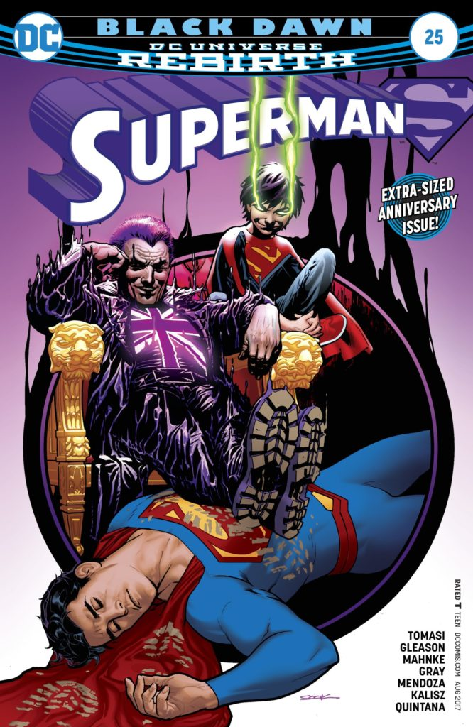 O Superman de Peter Tomasi 3