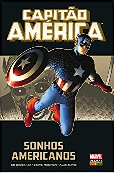 Capitão América Marvel Deluxe - Guia de Leitura 9