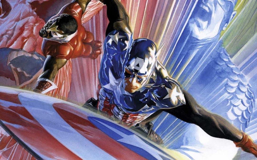 Capitão América Marvel Deluxe – Guia de Leitura