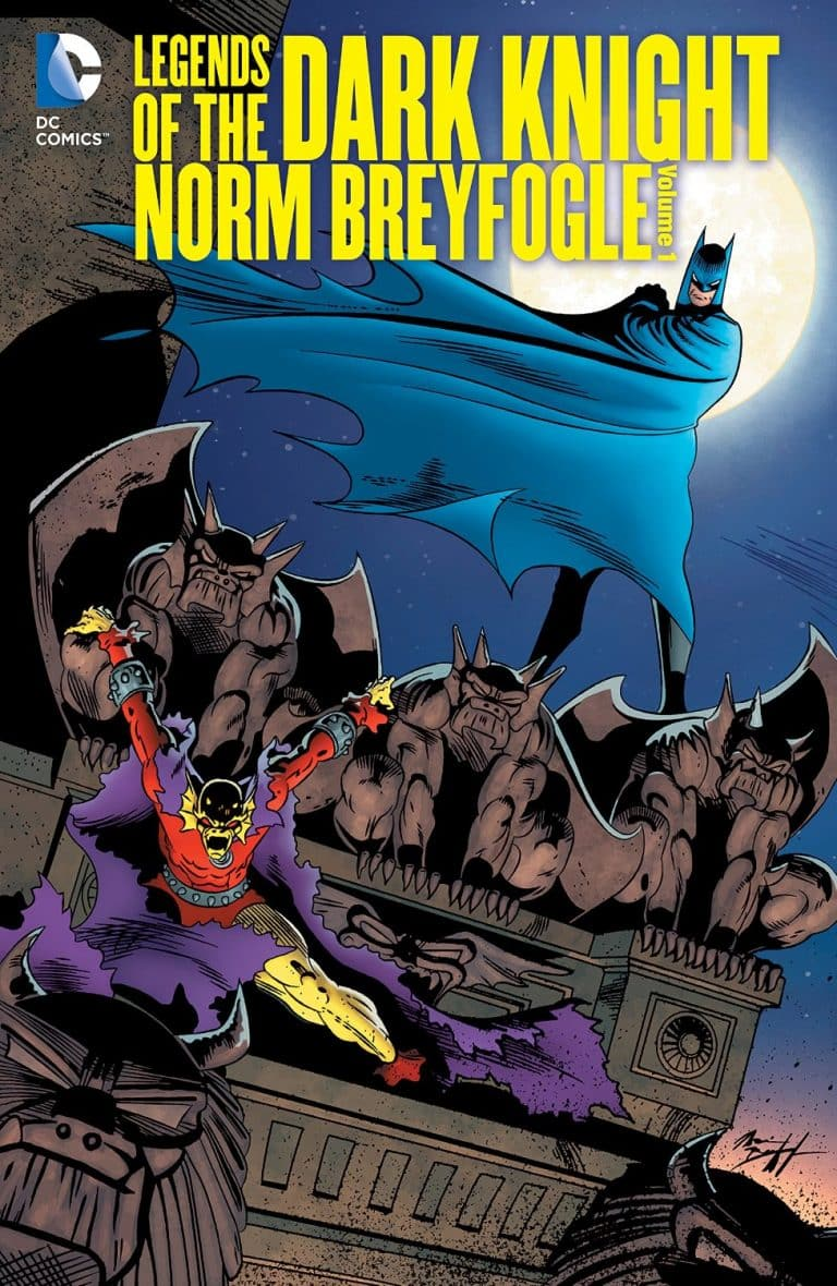 Morre aos 58 anos Norm Breyfogle, icônico artista do Batman na década de 90 4