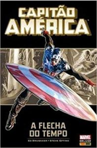 Capitão América Marvel Deluxe - Guia de Leitura 6