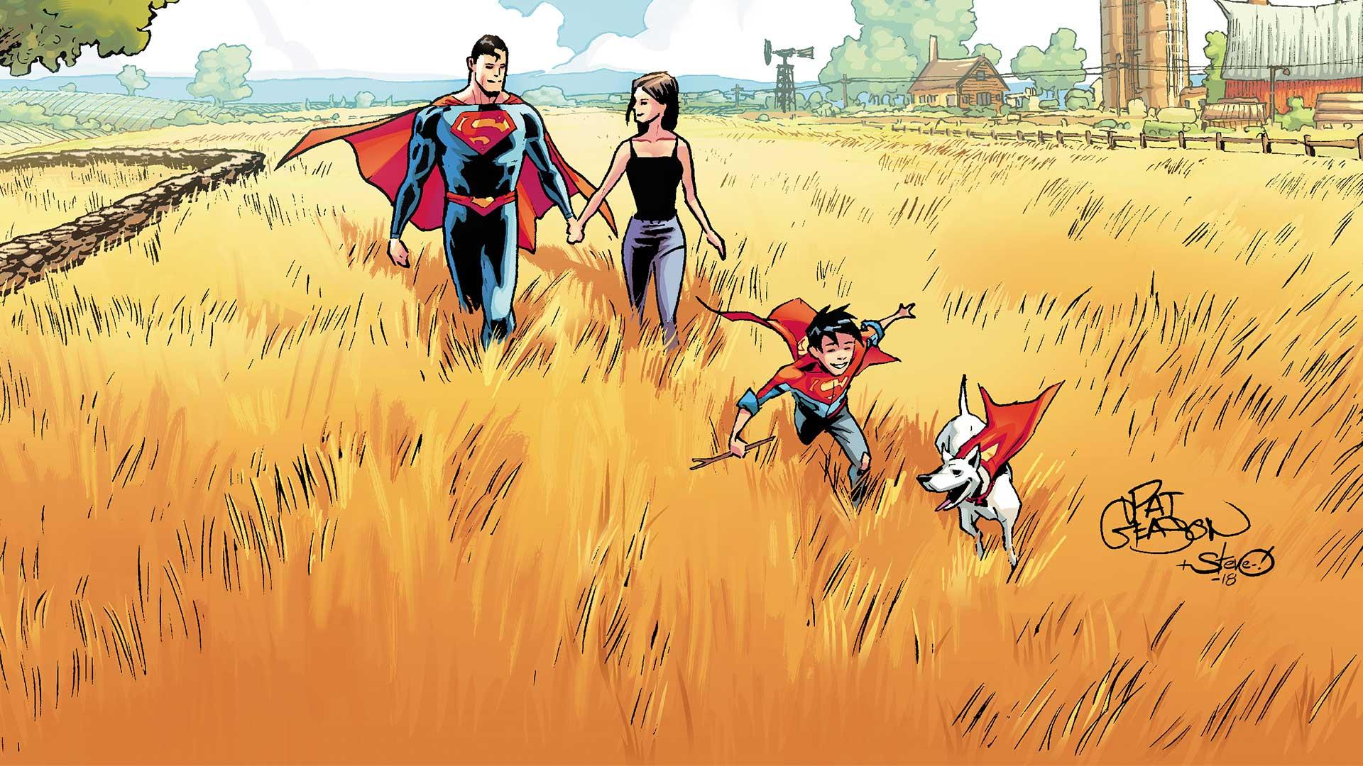 O Superman de Peter Tomasi 4