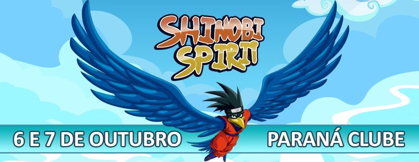 22° Shinobi Spirit acontece neste final de semana, dias 06 e 07, em Curitiba