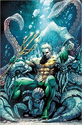 Panini registra no ISBN o que pode ser o Omnibus do Aquaman 2