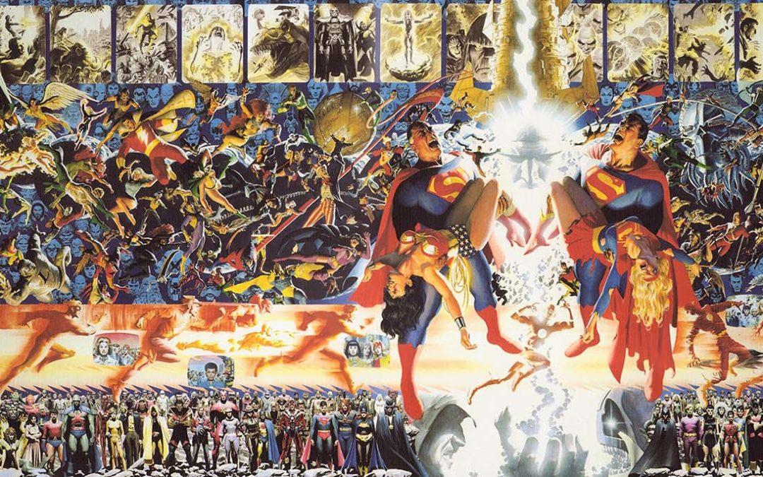 Filme de Crise nas Infinitas Terras seria a solução para o universo DC nos cinemas