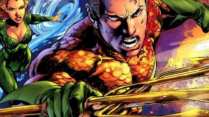 Panini registra no ISBN o que pode ser o Omnibus do Aquaman