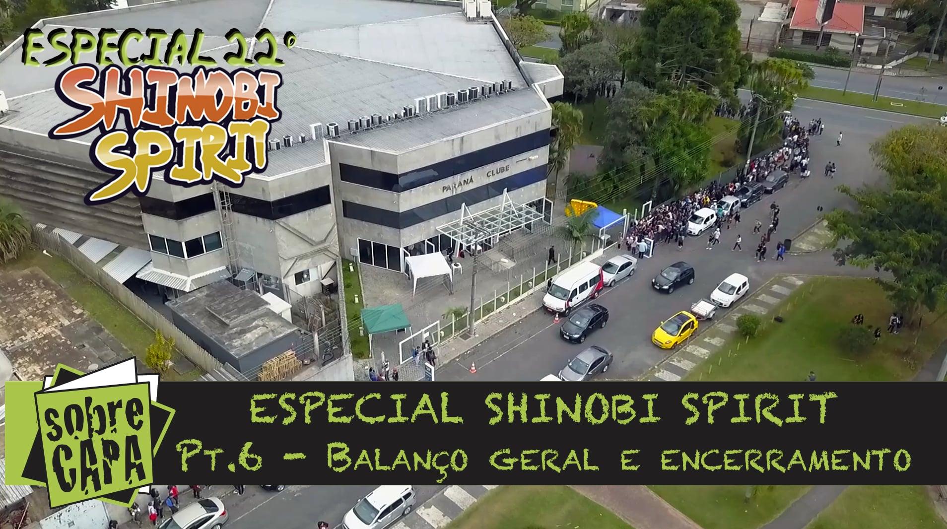 Com cerca de 25 mil visitantes, 22º Shinobi Spirit se consolida no cenário dos grandes eventos nacionais 8