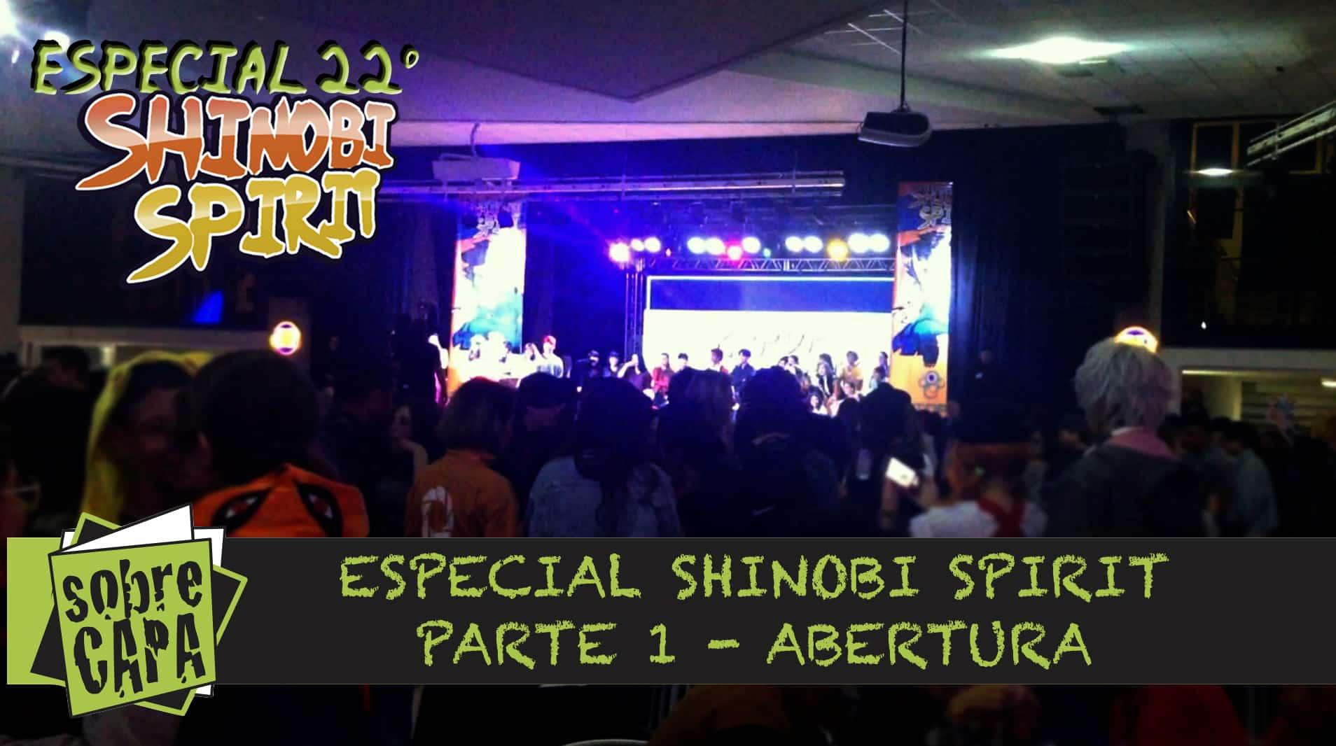 Com cerca de 25 mil visitantes, 22º Shinobi Spirit se consolida no cenário dos grandes eventos nacionais 3
