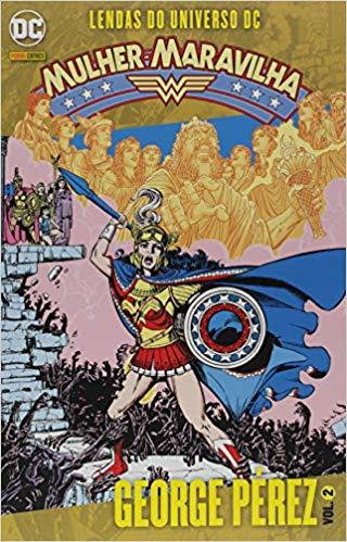 Lendas do Universo DC: Mulher Maravilha - O Ultimato 3