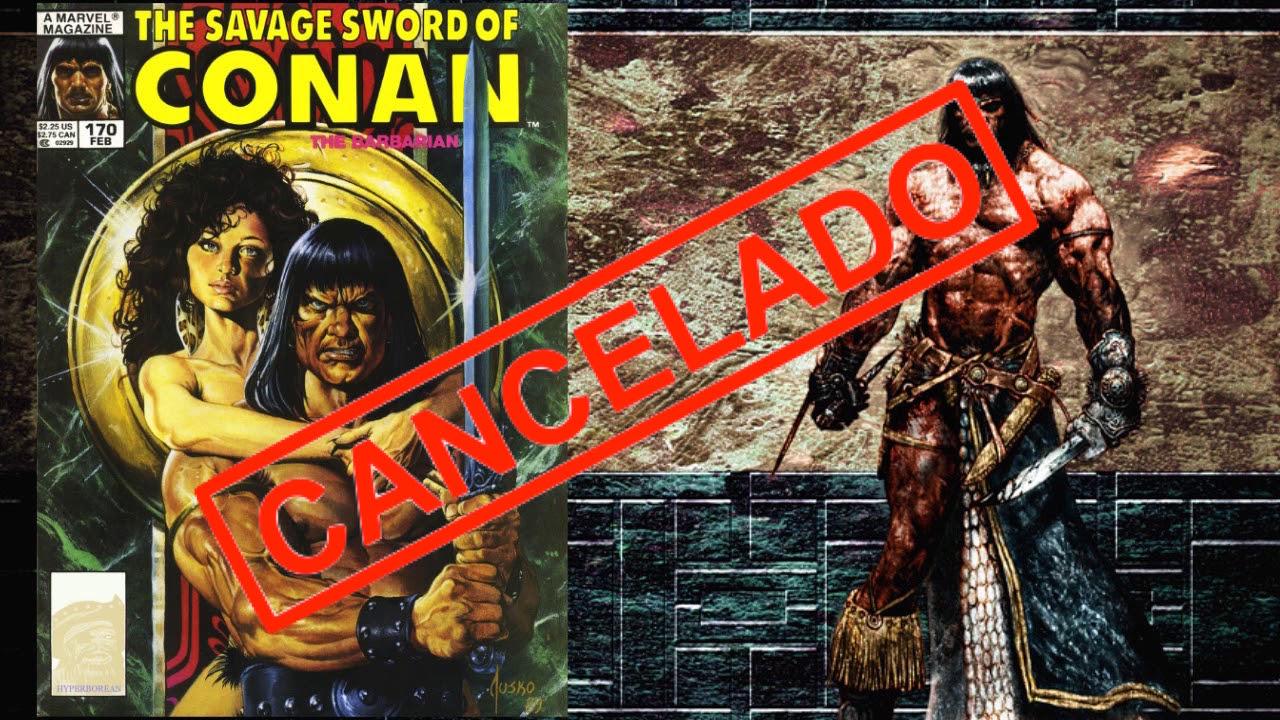 Em nota, Salvat cancela assinatura de A Espada Selvagem de Conan