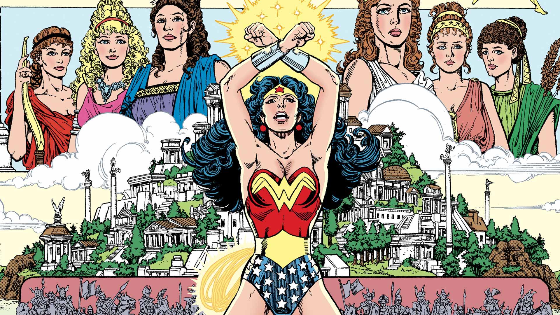 Lendas do Universo DC: Mulher Maravilha | O Ultimato