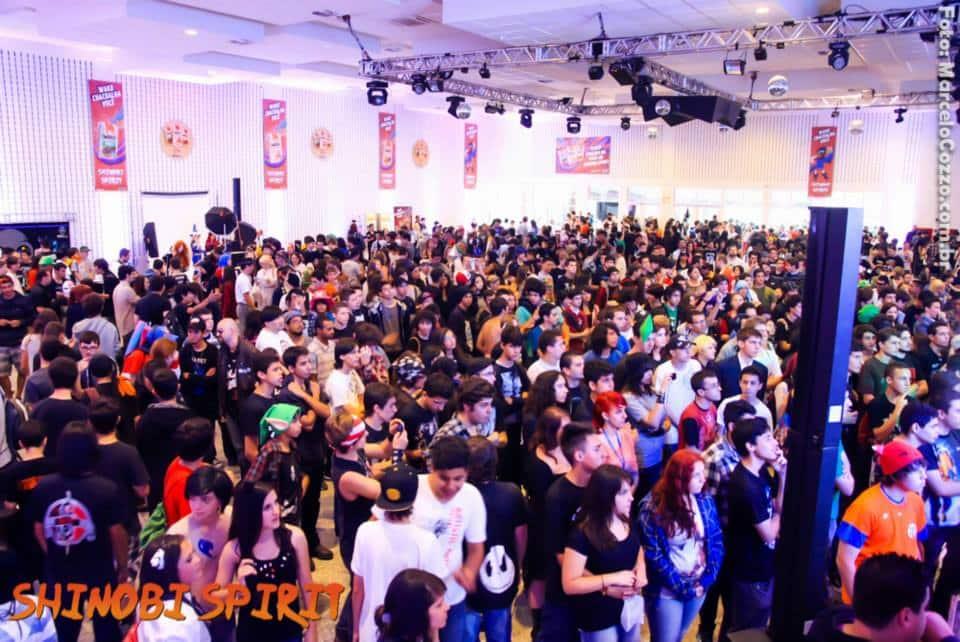 Recheada de atividades a Shinobi Party / Star Con acontece no domingo, 02 de dezembro, em Curitiba 2