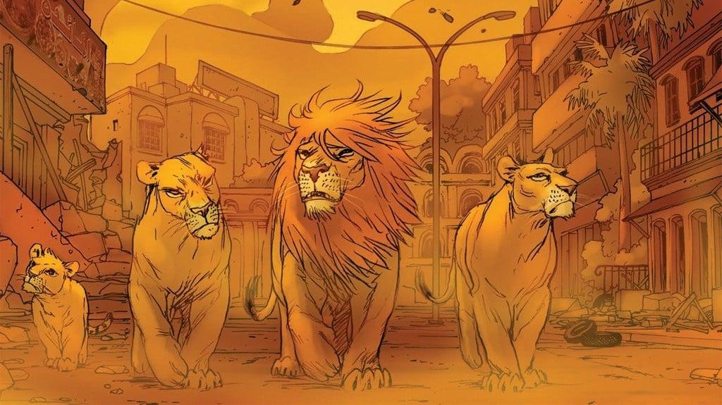 Os Leões de Bagdá – O Ultimato