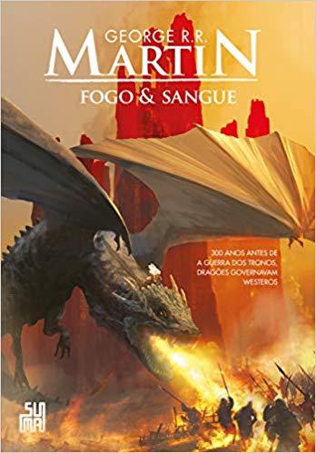 Novo livro do universo de Game of Thrones é lançado mundialmente hoje 5