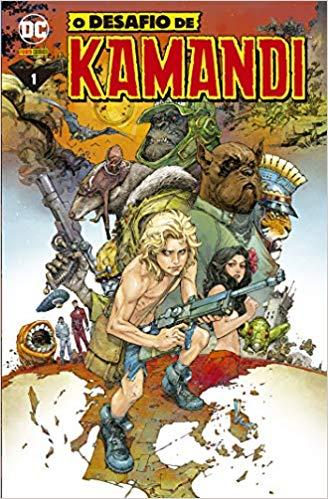 Os Desafios de Kamandi - O Ultimato 2