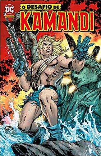 Os Desafios de Kamandi - O Ultimato 3