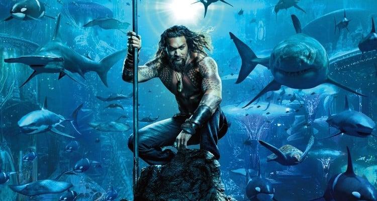 Warner anuncia início da pré-venda de ingressos para Aquaman