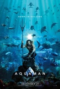 Aquaman acumula R$ 135,5 milhões e se torna a maior bilheteria da Warner Bros. Pictures na história do país 2