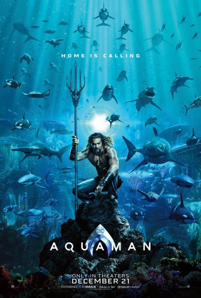 Warner anuncia início da pré-venda de ingressos para Aquaman 2