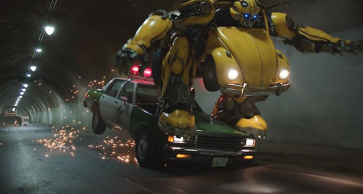 Guilherme Briggs e Paolla Oliveira são destaques na dublagem de Bumblebee