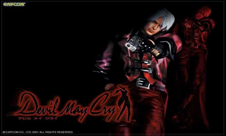 Conheça Devil May Cry 1