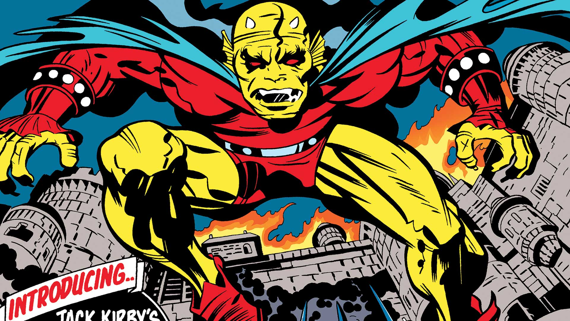 Lendas do Universo DC: Etrigan de Jack Kirby Vol. 1 & 2 – O Ultimato