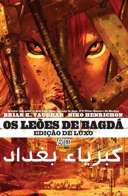 Os Leões de Bagdá - O Ultimato 3
