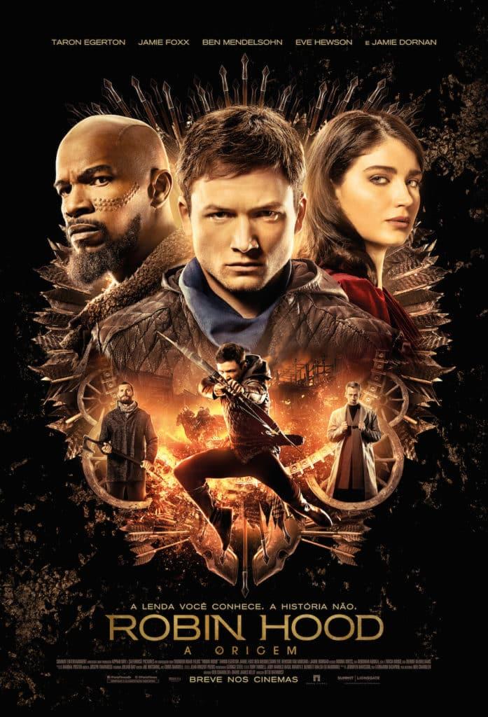 Robin Hood: A Origem - O Ultimato 1