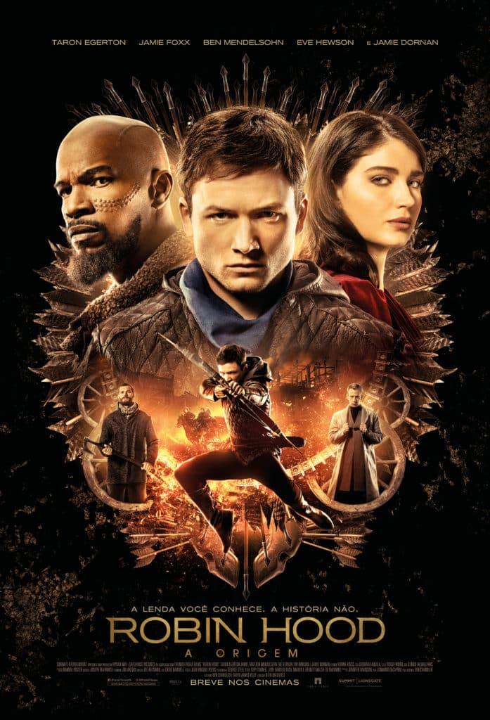 Paris Filmes dá 50% de desconto nos ingressos de Robin Hood – A Origem nessa Black Friday 2