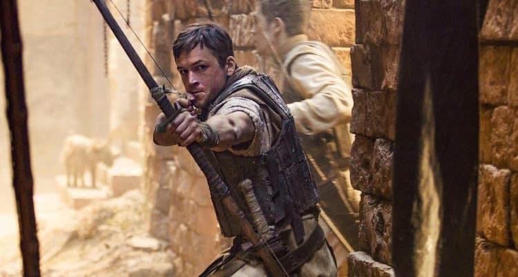 Lançamento nacional de Robin Hood – A Origem tem parceria da Paris Filmes com Cabify e hamburgueria Bullguer