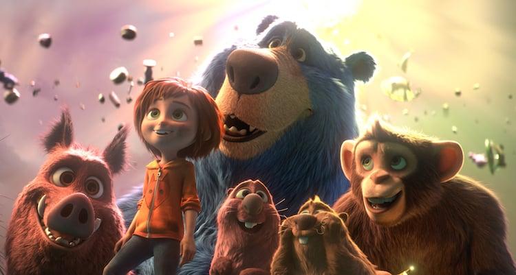 O Parque dos Sonhos, nova animação da Paramount, ganha trailer dublado