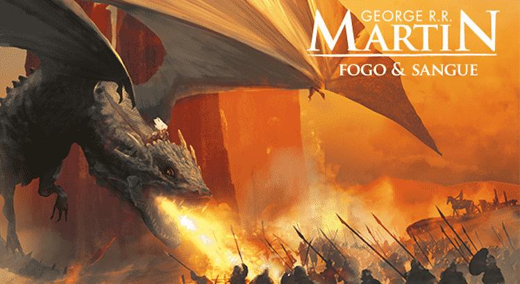 Novo livro do universo de Game of Thrones é lançado mundialmente hoje