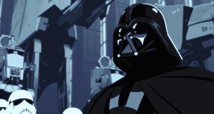 Disney aposta numa abordagem infantil para a série clássica de Star Wars