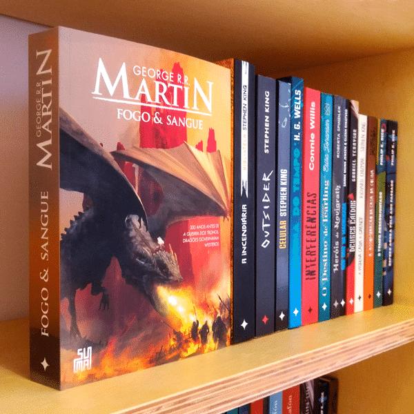 Novo livro do universo de Game of Thrones é lançado mundialmente hoje 3