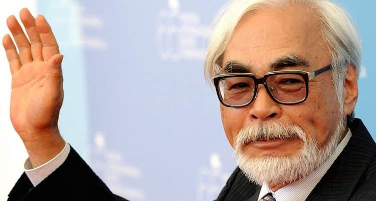 Hayao Miyazaki não está morto, mas Miyazaki de fato morreu