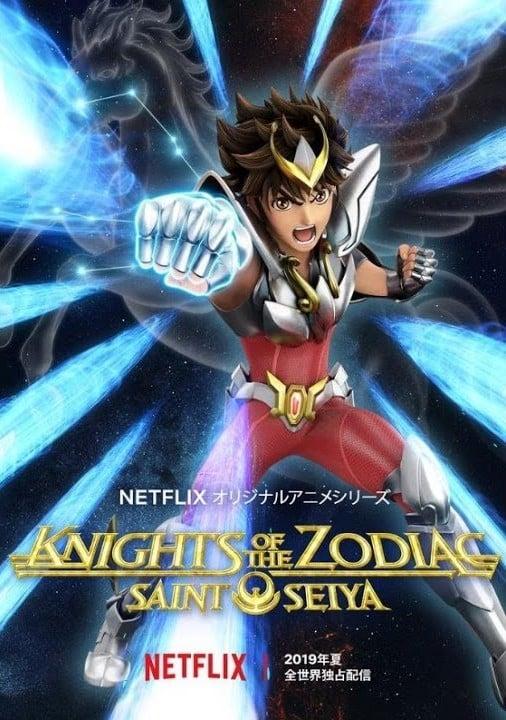 Netflix Divulga Primeira Imagem do remake de Cavaleiros do Zodíaco e site Oficial Entra no Ar! 1